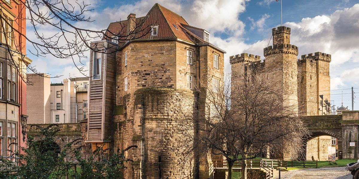 Castle Keep Newcastle