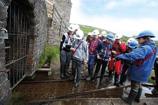 Step back in time at Killhope Lead Mining Museum