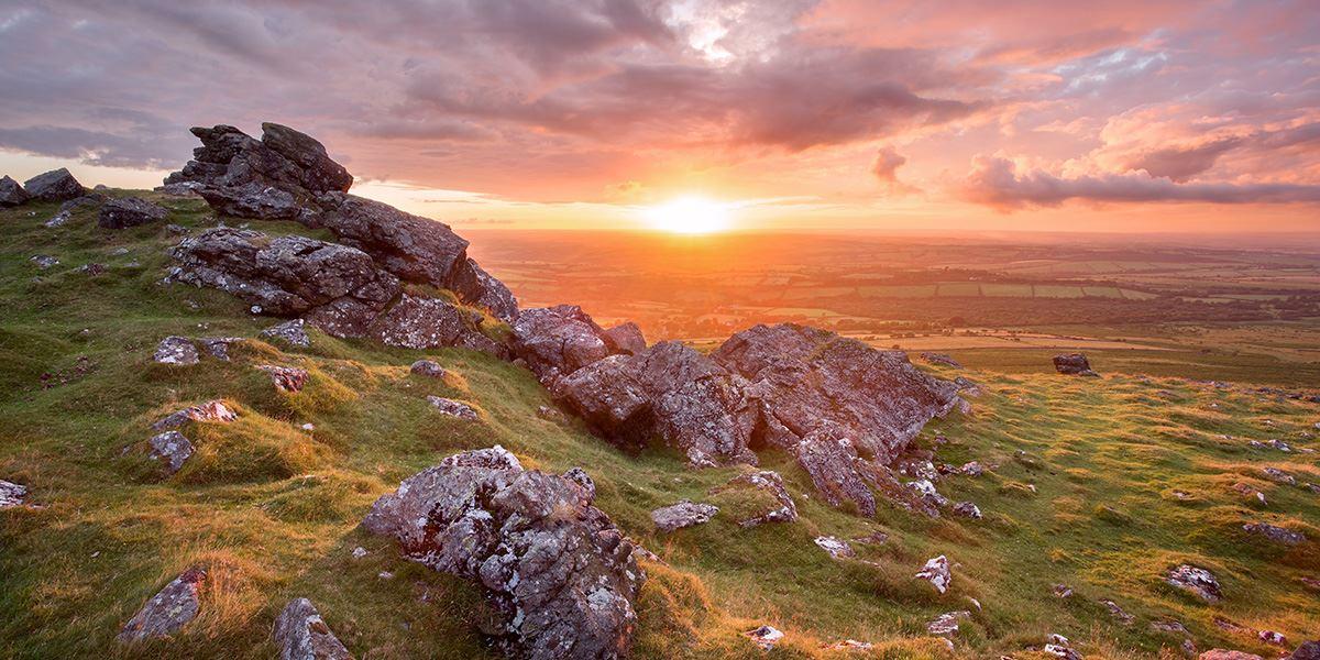Dartmoor South Devon