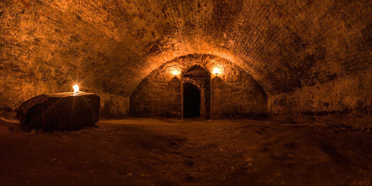 Edinburgh Underground Vaults