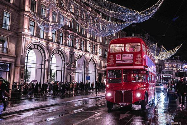 Brigit's Bakery Christmas Afternoon Tea Bus Tour
