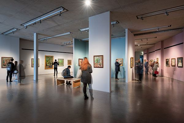 Crawford Art Gallery, County Cork