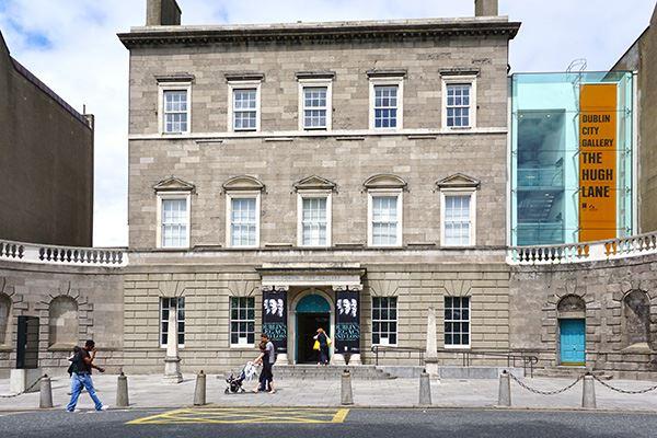 Dublin City Gallery The Hugh Lane art gallery in Dublin