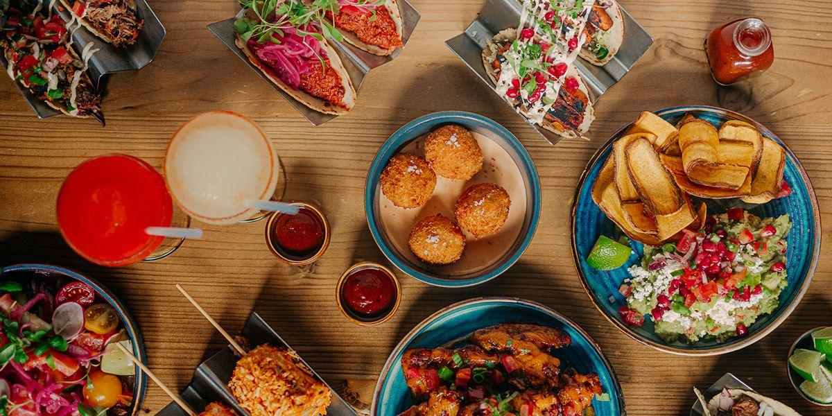 El Cartel Mexican restaurant in Edinburgh