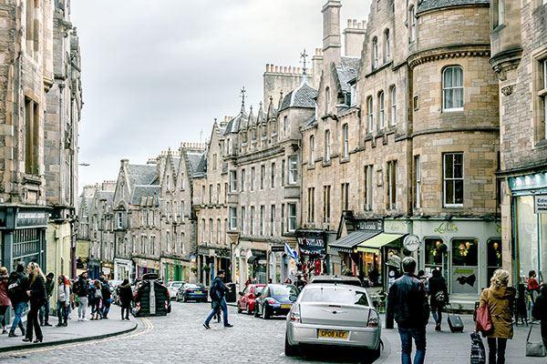 Cockburn Street, Edinburgh