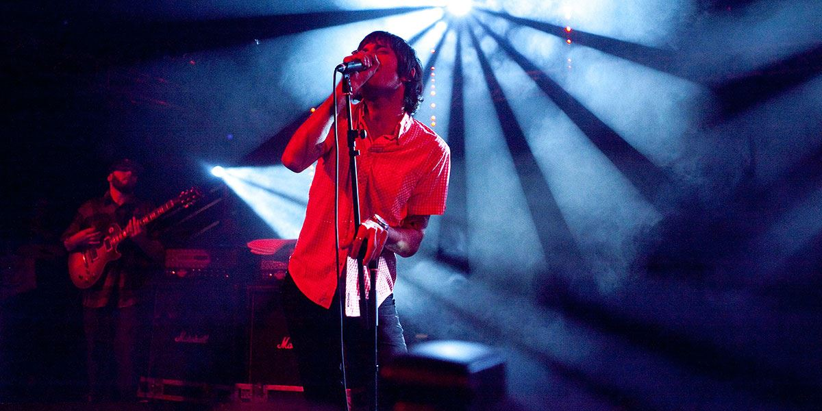 Live music singer