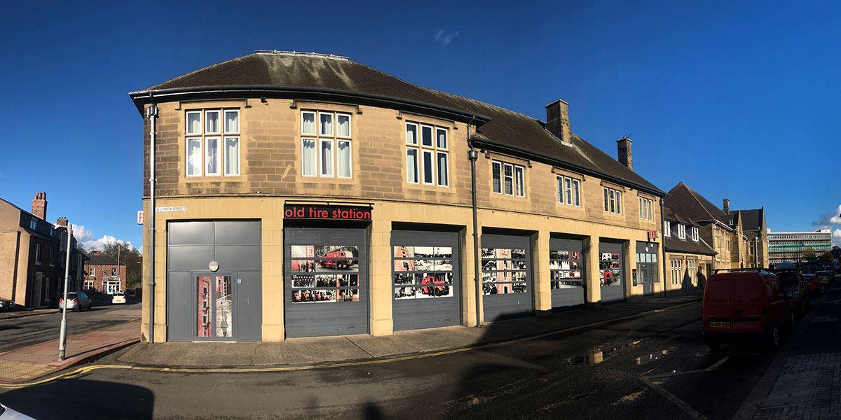 Old Fire Station, Carlisle