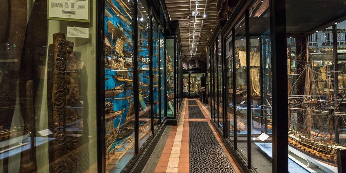 Pitt Rivers Museum, Oxford