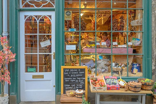 The Hairy Fig shop and deli in York