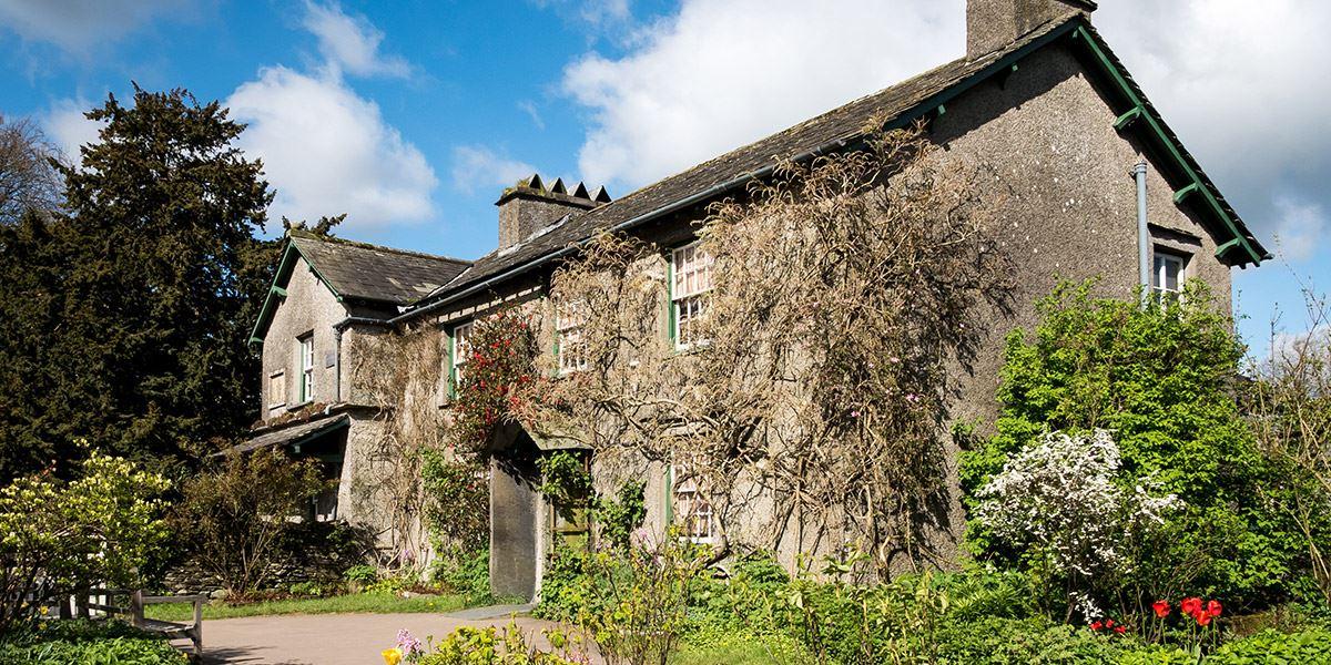 Hill Top, Beatrix Potter's house near Sawrey