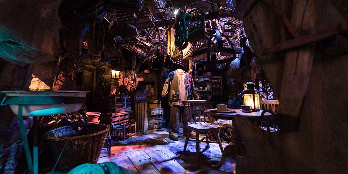 Warner Bros Studo Tour The Making of Harry Potter, Leavesden