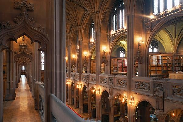 John Rylands Library Research Institute and Library, Manchester