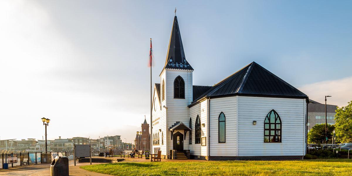 Norwegian Church, Roald Dahl