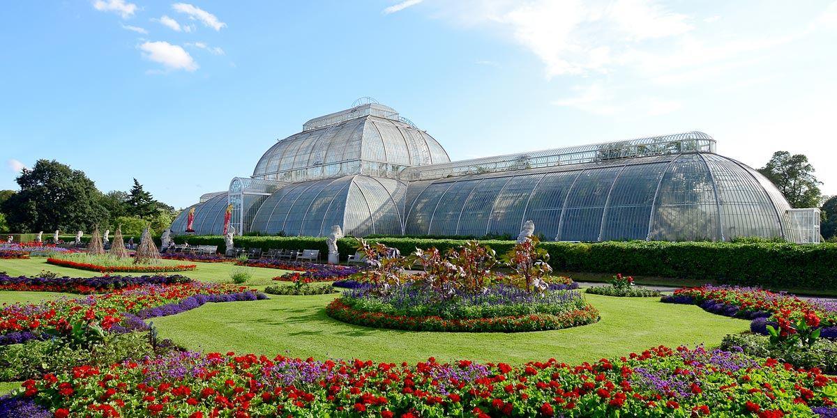 Palm House Parterre, Royal Botanic Gardens, London