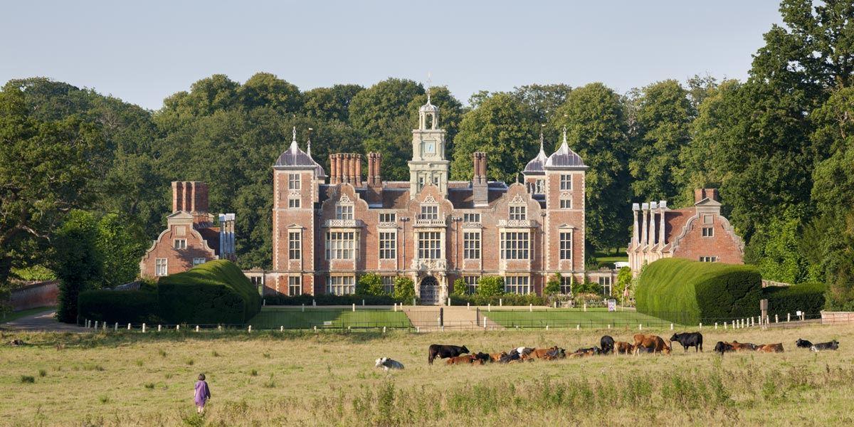 Blickling Hall Estate in Norfolk
