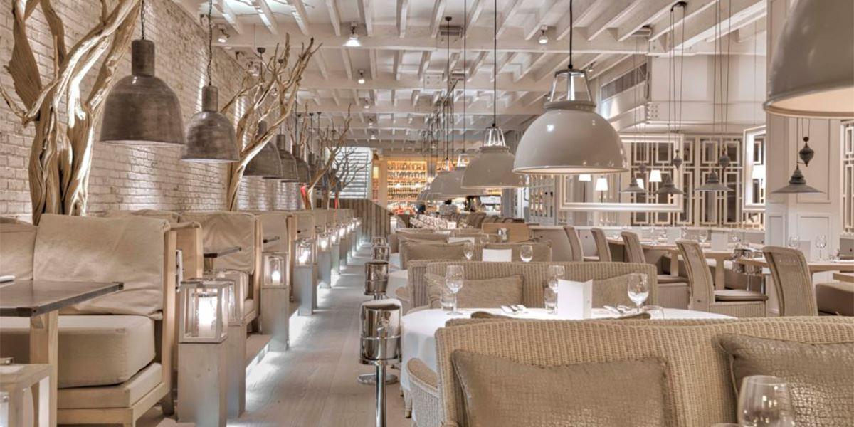Australasia, a fusion restaurant at Spinningfields