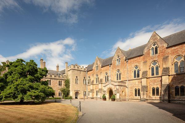 Bishop's Palace in Somerset