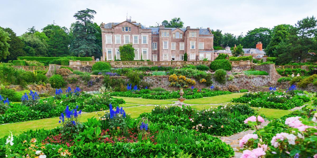 Hestercombe Gardens in Somerset
