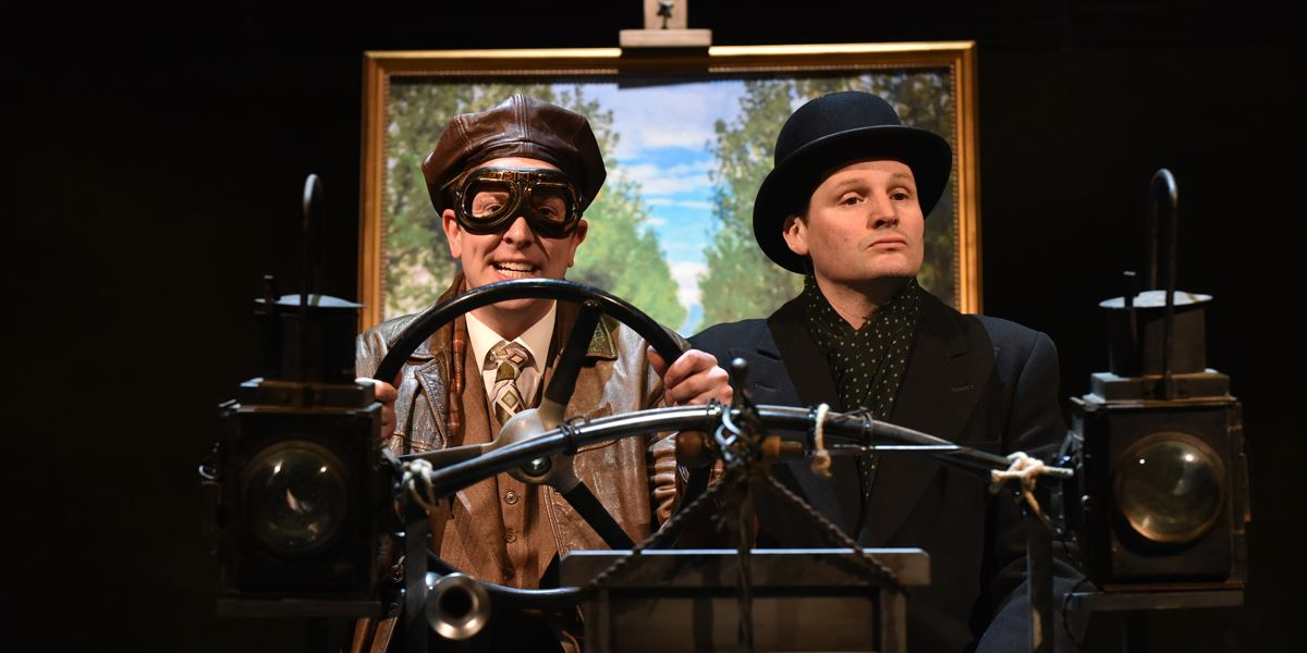Jeeves & Wooster in Perfect Nonsense at Theatre by the Lake in Keswick