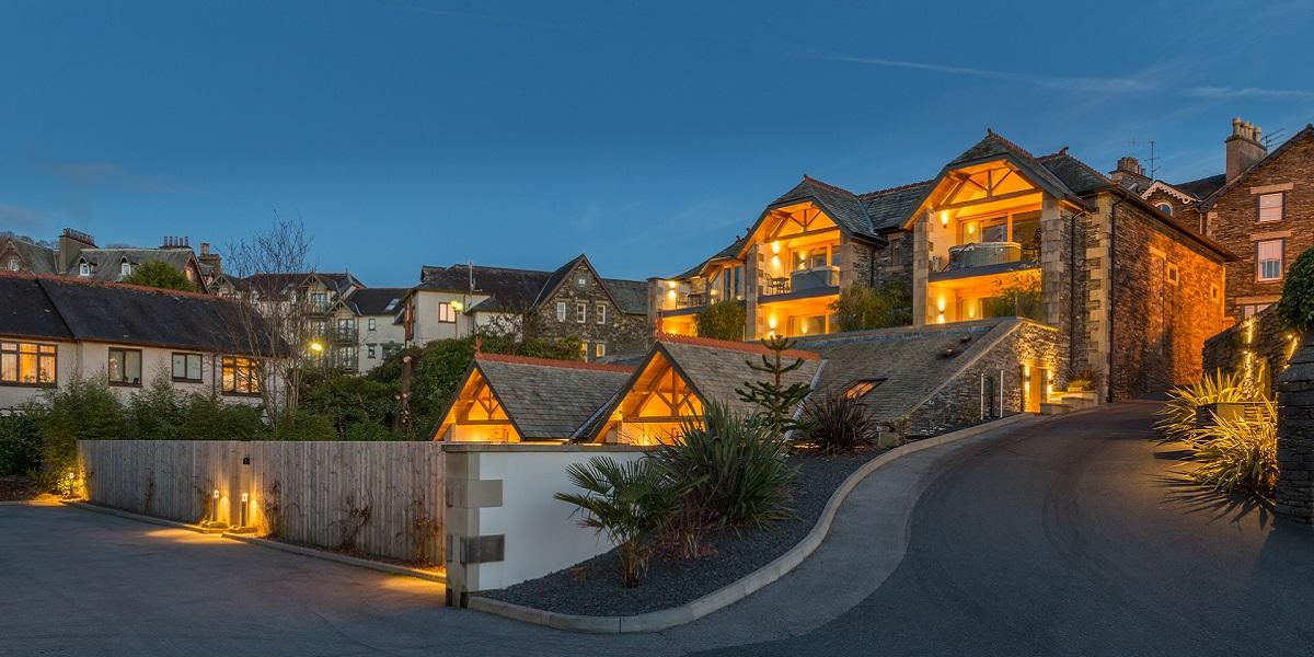 Applegarth Villa Hotel and Restaurant in the Lake District