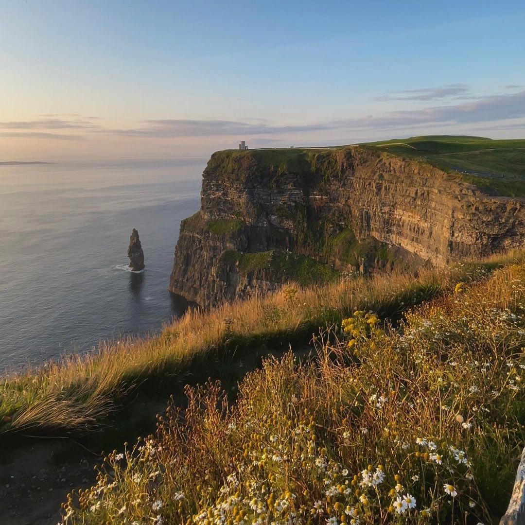 Cliffs of Moher, County Cork, Ireland
