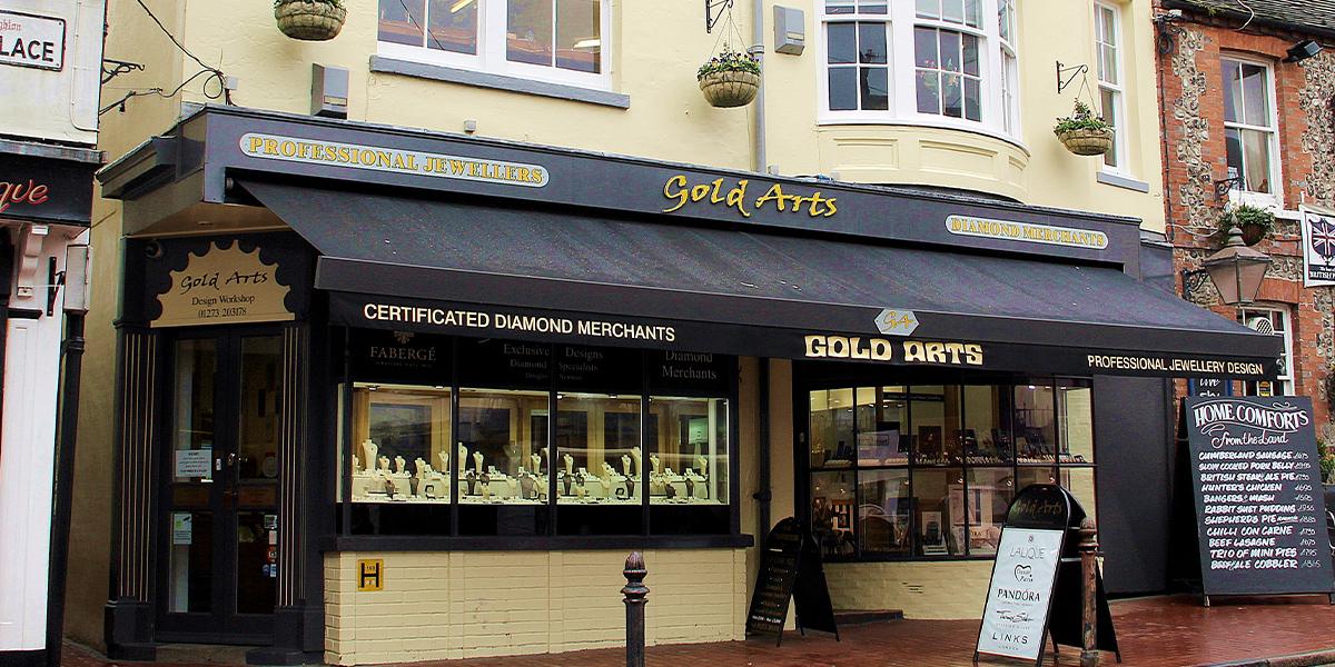 Gold Arts jewellers
