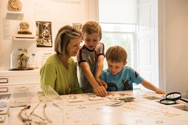 Hawick Museum in the Scottish Borders