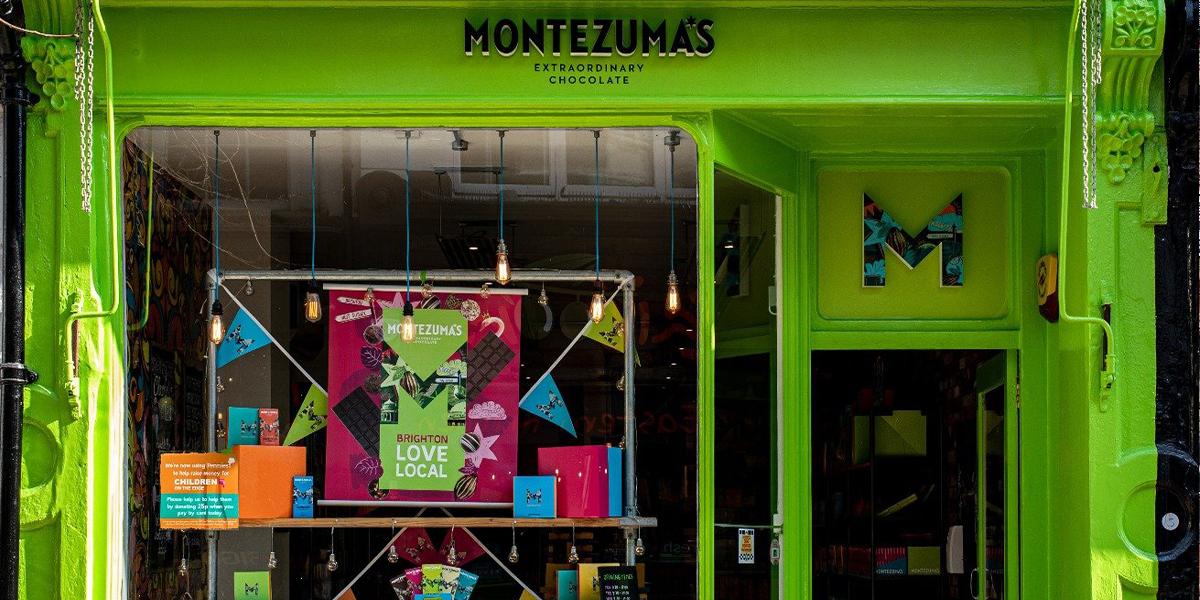 Montezumas, Brighton