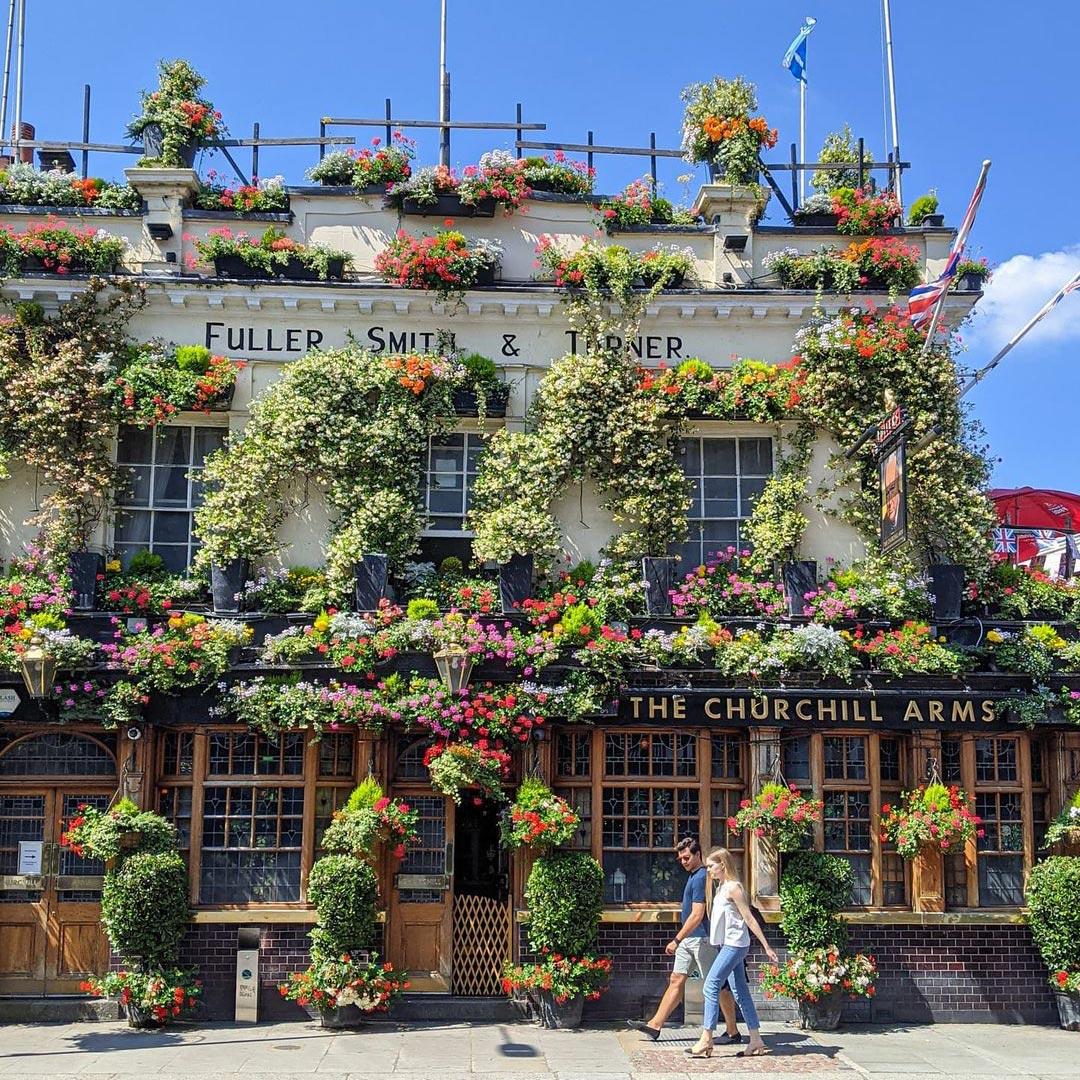 South Kensington, London, England