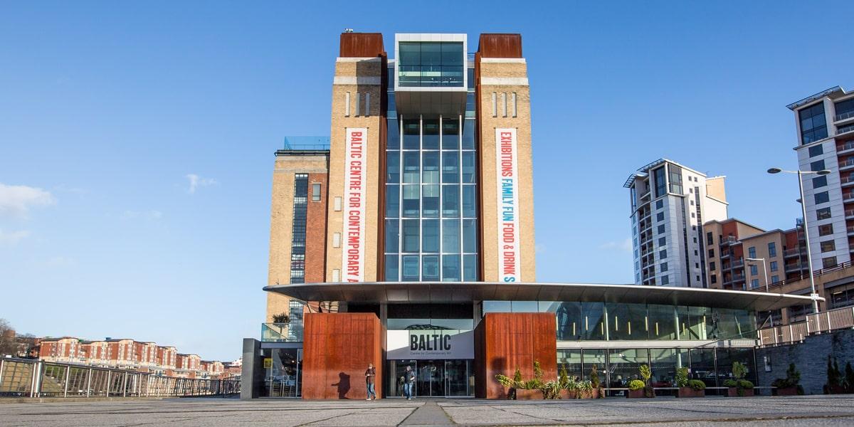 Baltic Centre for Contemporary Art in Gateshead