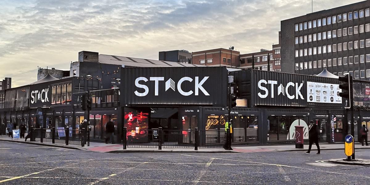 Stack Newcastle