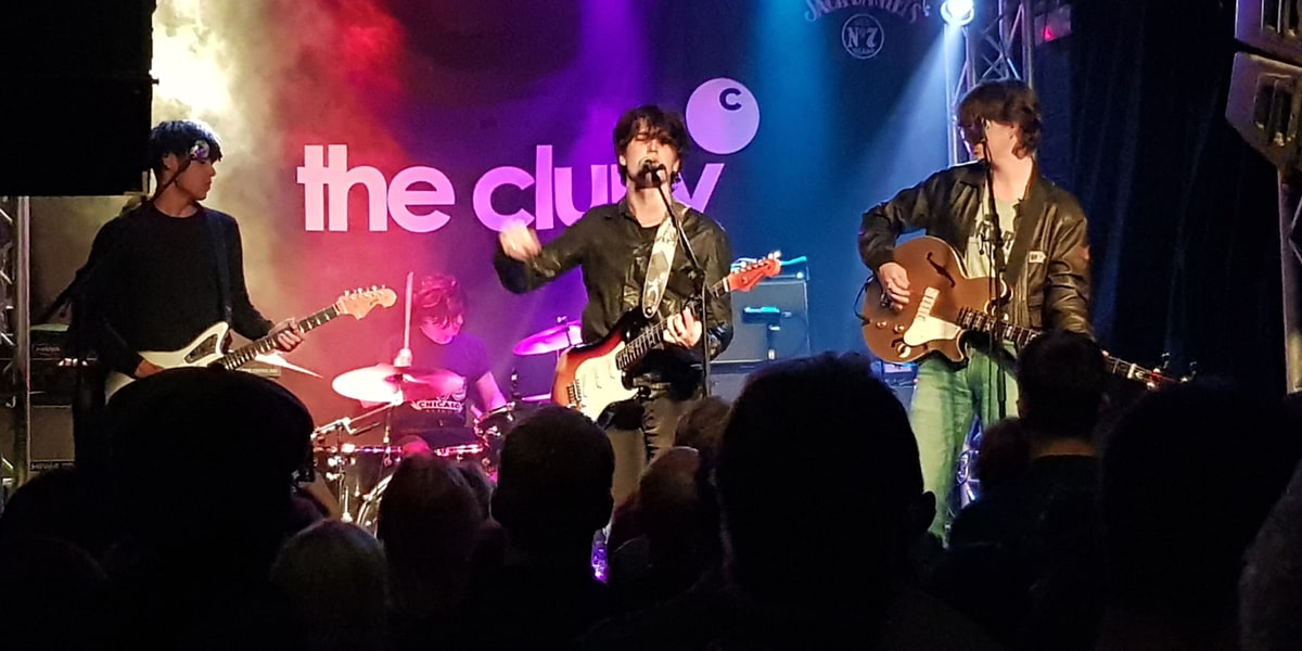The Cluny a live music venue in Newcastle upon Tyne