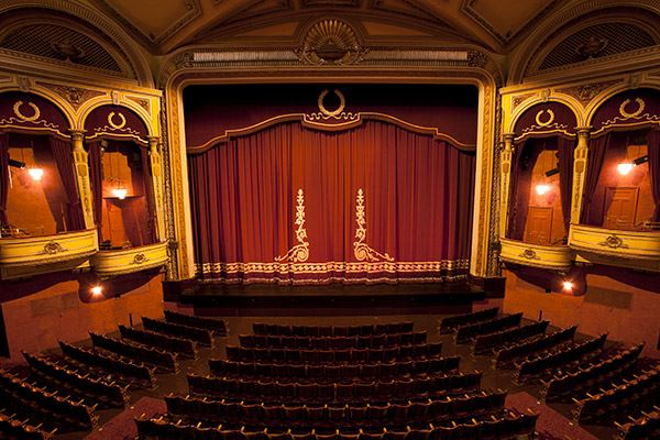 The Festival Theatre presents a broad range of productions