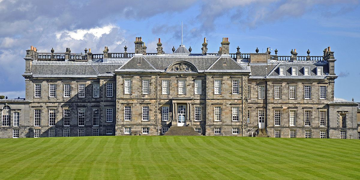 Hopetoun House and Estate