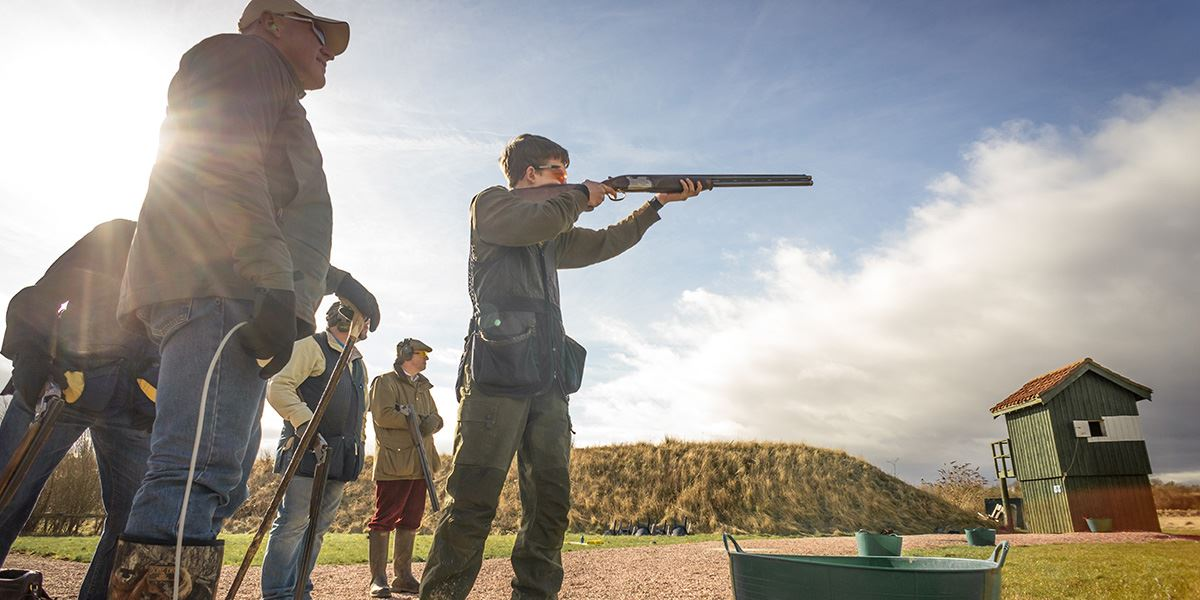 Scottish Clay Shooting Centre