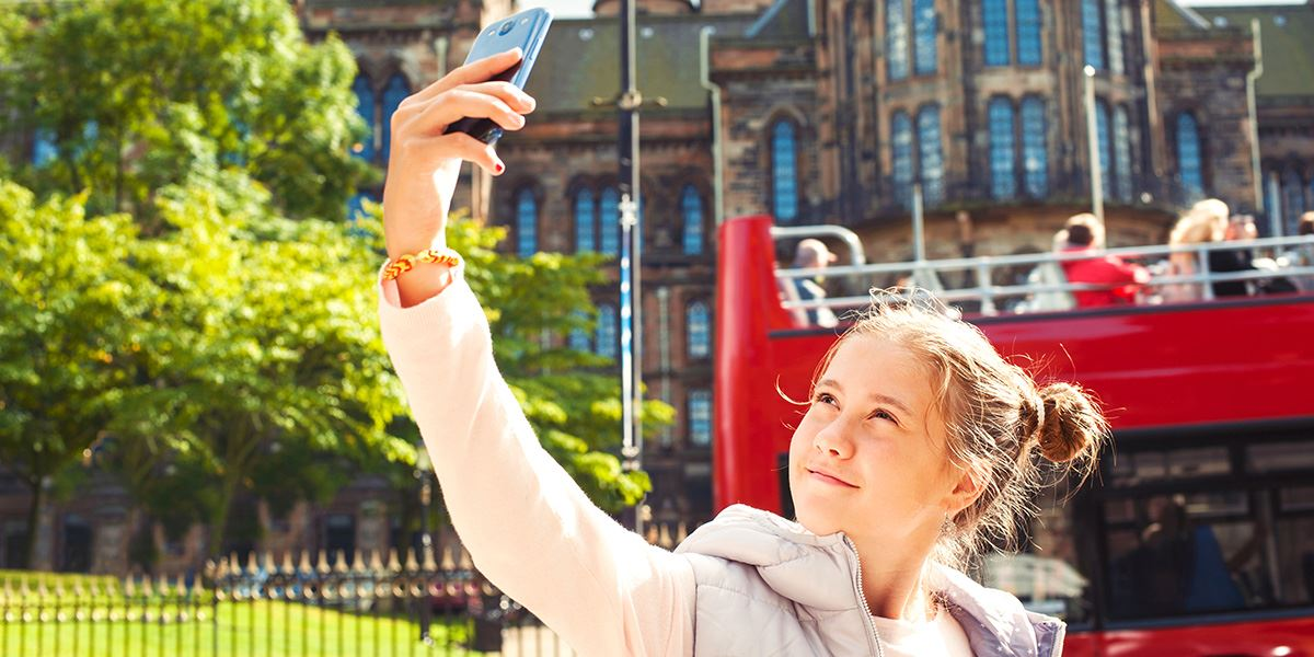City Sightseeing Glasgow