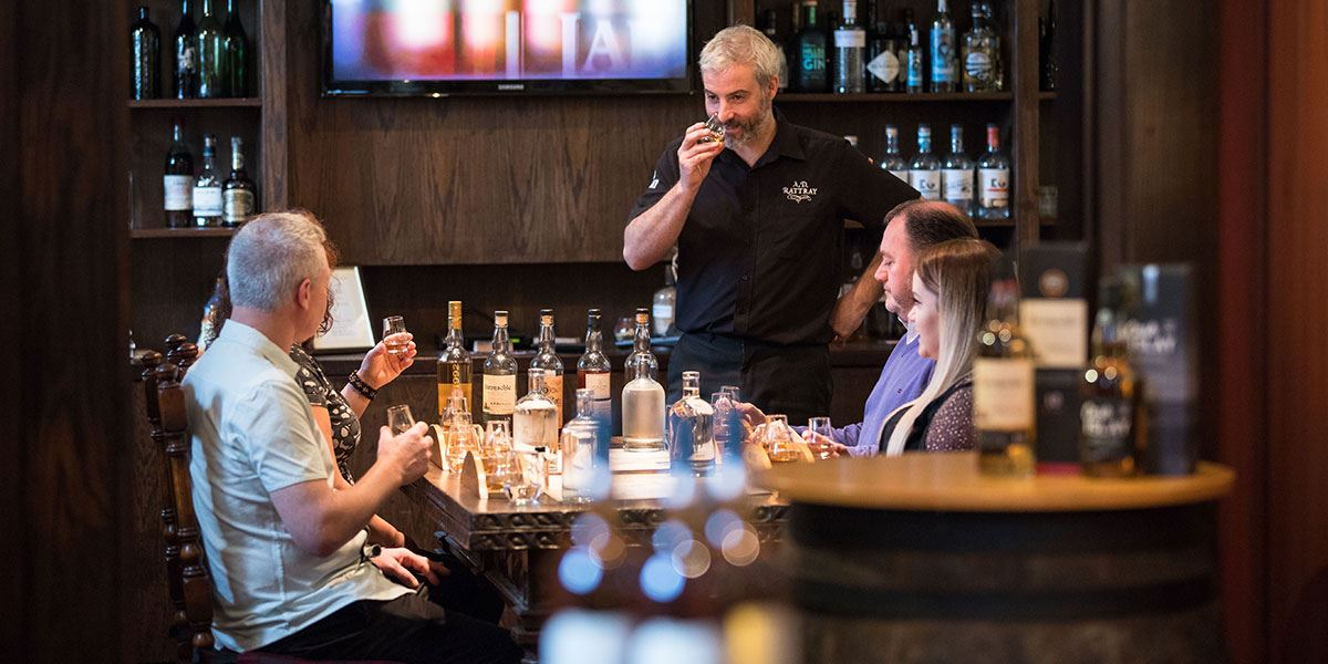 A.D. Rattray's Whisky Experience and Whisky Shop