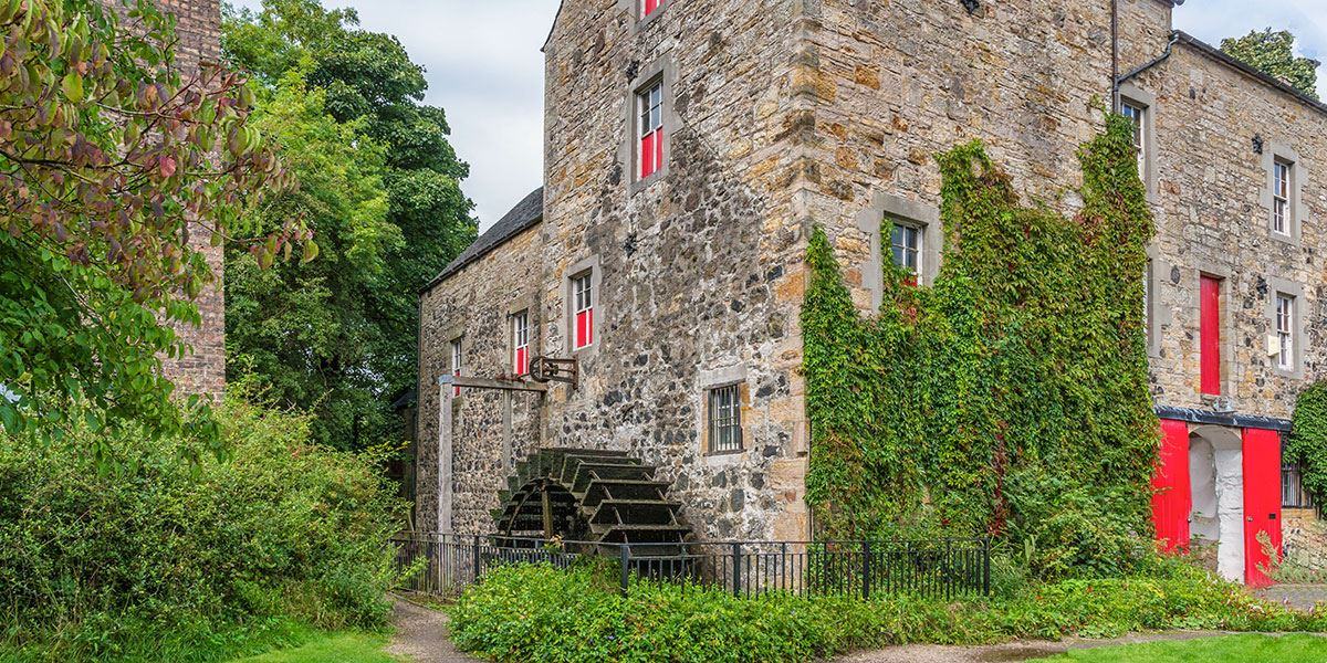 Dalgarven Mill Museum Of Country Life & Costume