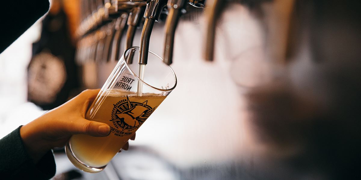 Northern Monk Brewery