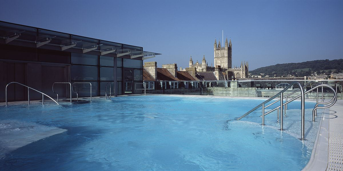 Spa in Bath