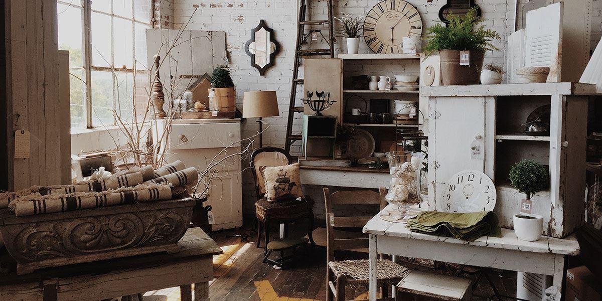 Home interiors shop