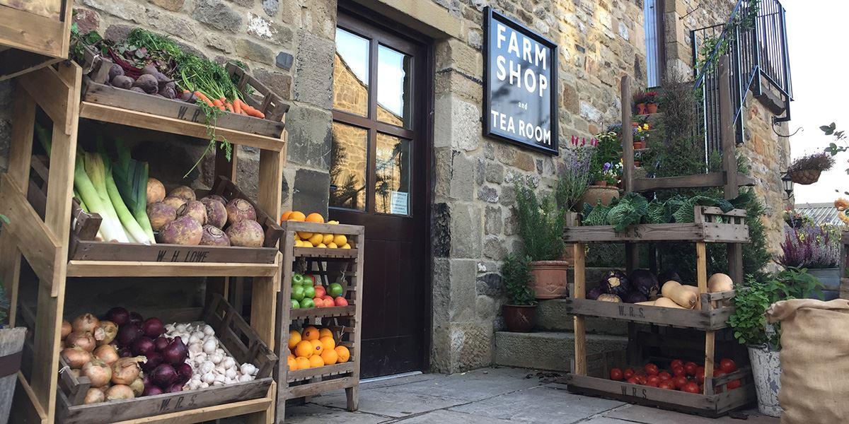 Town End Farm Shop