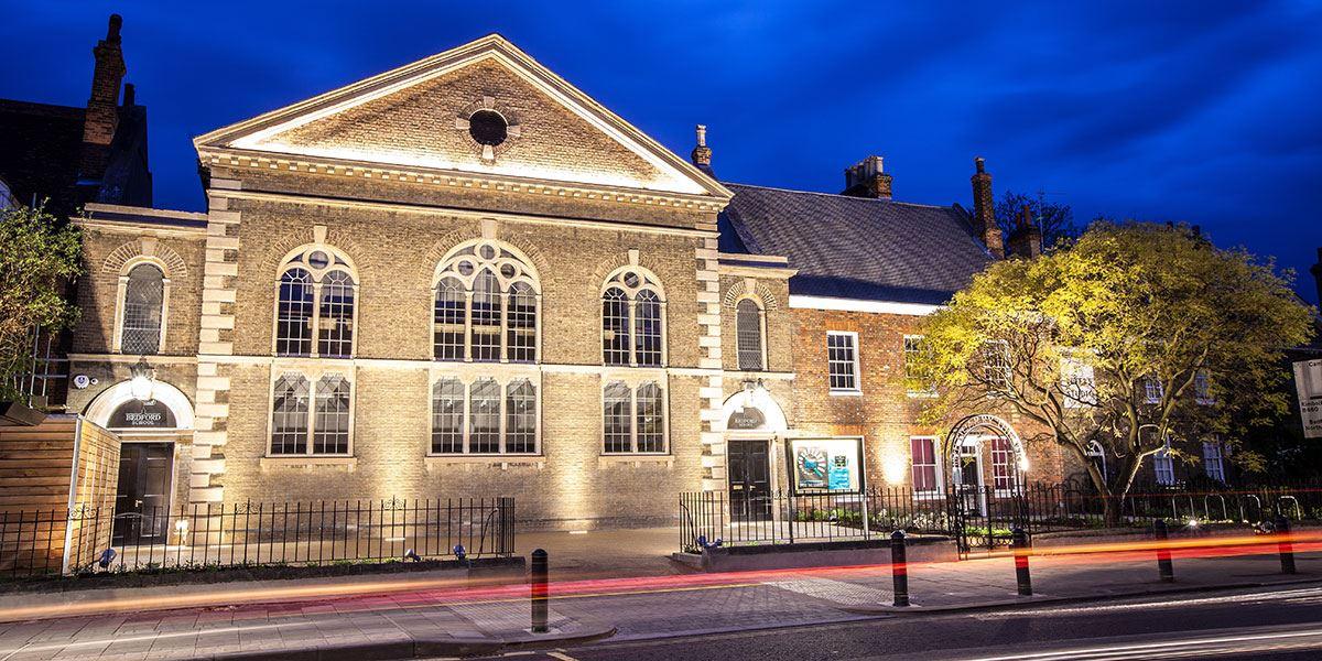 The Quarry Theatre at St Luke's