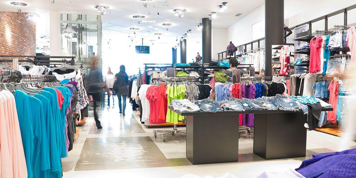 Womens clothes shop