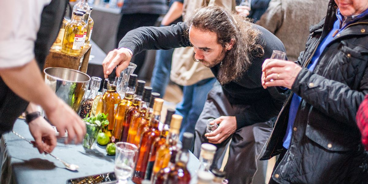 Inverness Whiskey and Gin Festival