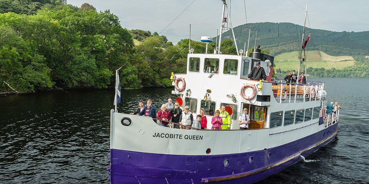 Jacobite Cruises Loch Ness