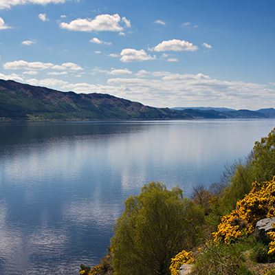 Inverness, Loch Ness and Nairn