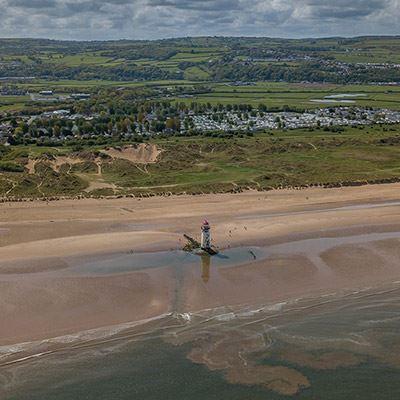 Denbighshire and Flintshire