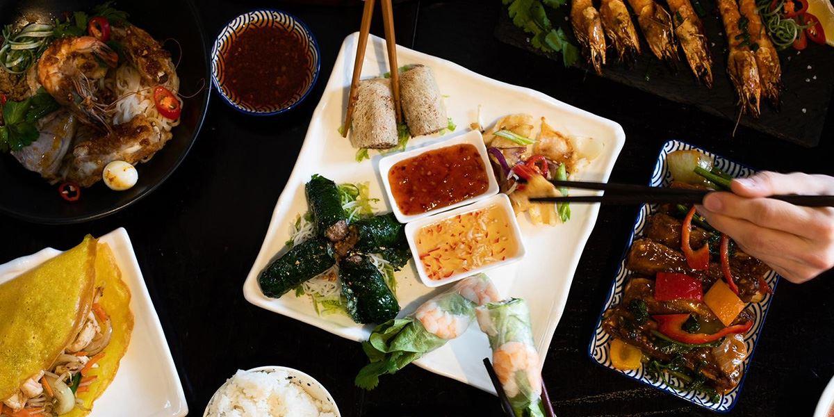 SUUM Kitchen Marlow Vietnamese restaurant